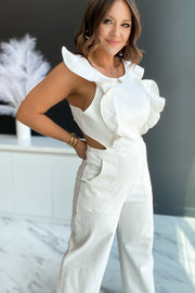 Star White Sneakers