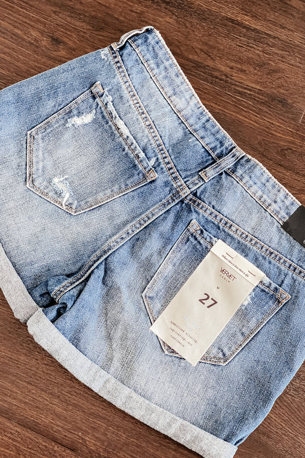 Slay The Day Boyfriend Shorts