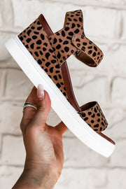 Winning Cheetah Sandal