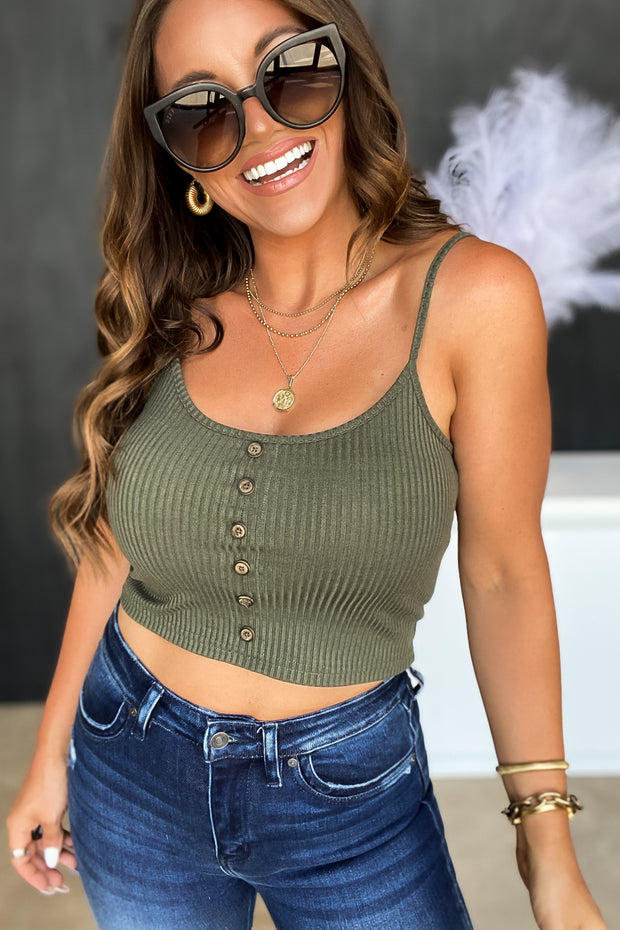 Reset By Jane Taupe Bridgette Cami Sweater