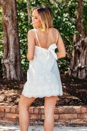 Show Me Your Mumu - Esperanza Dress - Amalfi Eyelet