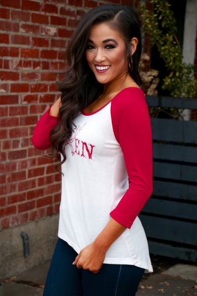 Red Vixen Top