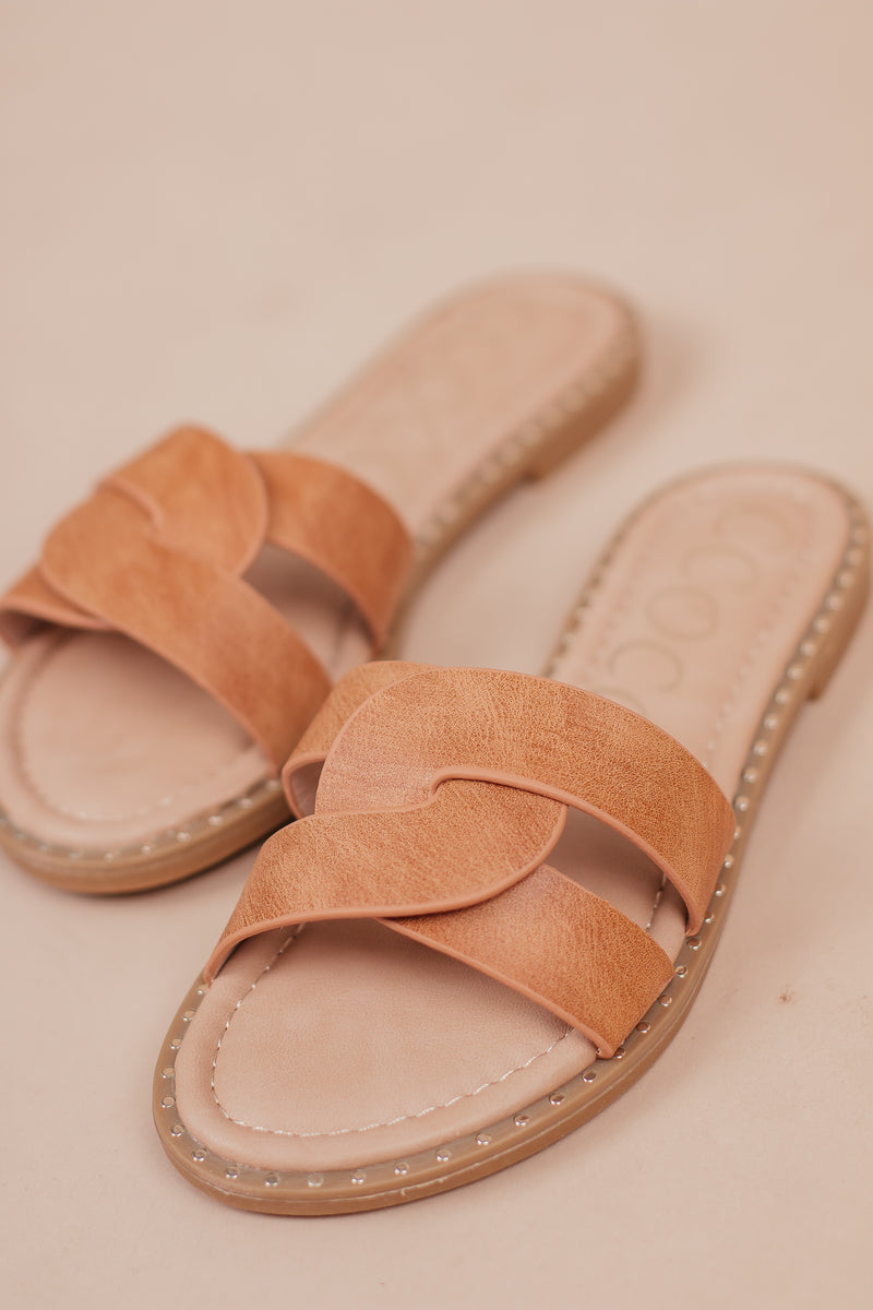 Sugar Tan Sandal