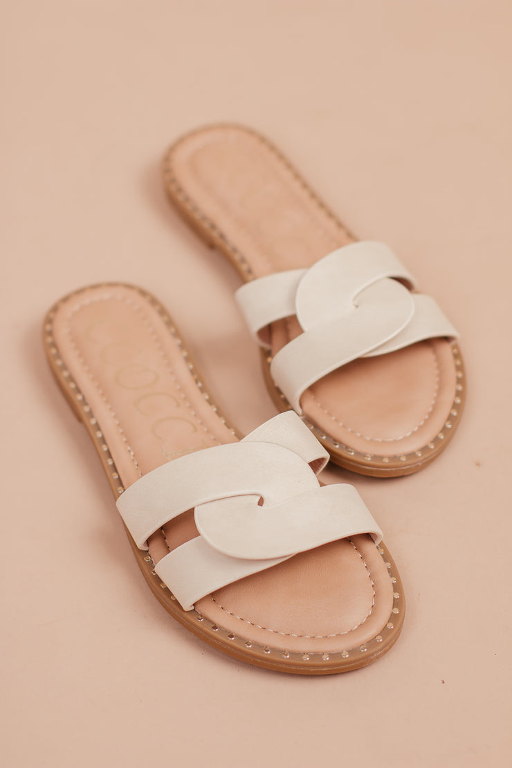 Sugar Natural Sandal