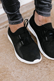 Not Rated Marie - Black Sneaker