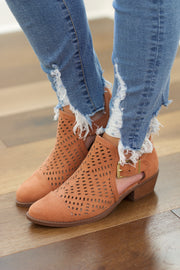 Sochi Hazel Cut Out Bootie