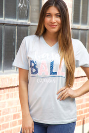Calamity Jane Baseball Life: Baseball Everyday V-Neck