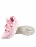 Easy Sneaker in Pink