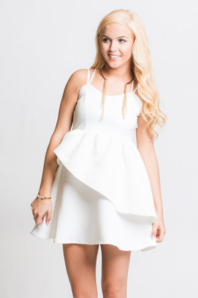 Ivory Birthday Dress