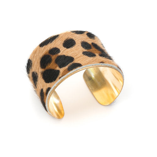 Parker & Hyde - The Cheetah Cuff