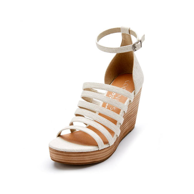 Matisse Kiera Natural Platform Wedge