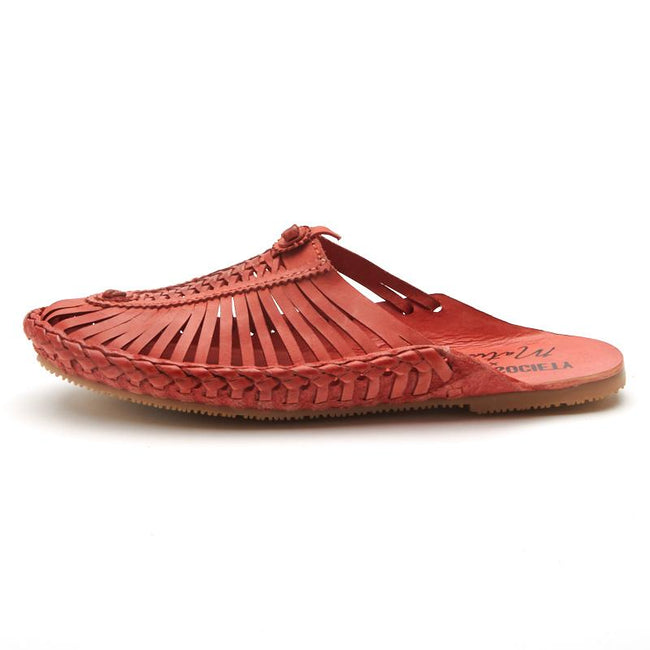 Matisse Red Morocco Shoes