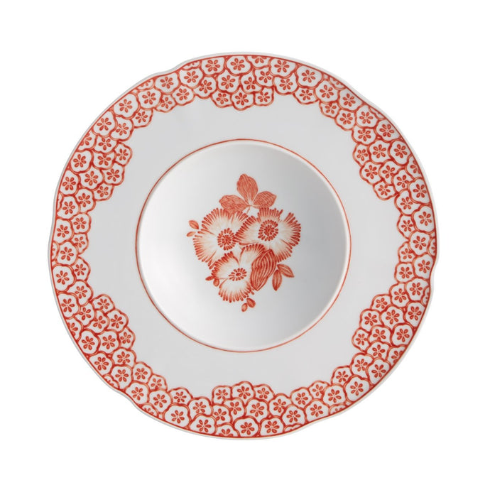 Coralina Soup Plate, Set of 4