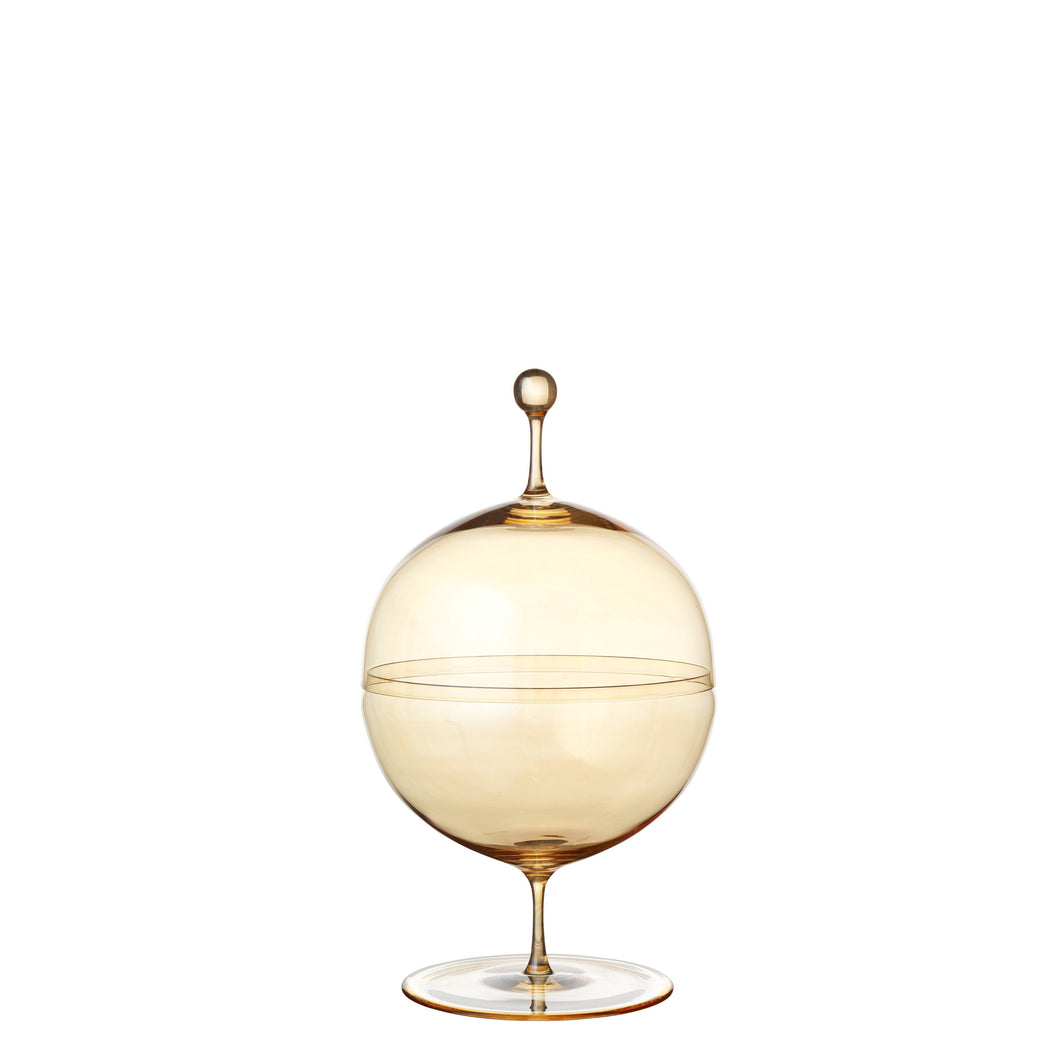 Candy Dish II. Gold Lustre