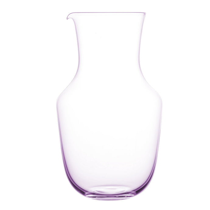 Alpha Amethyst Water Pitcher