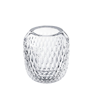Folia Small Clear Vase
