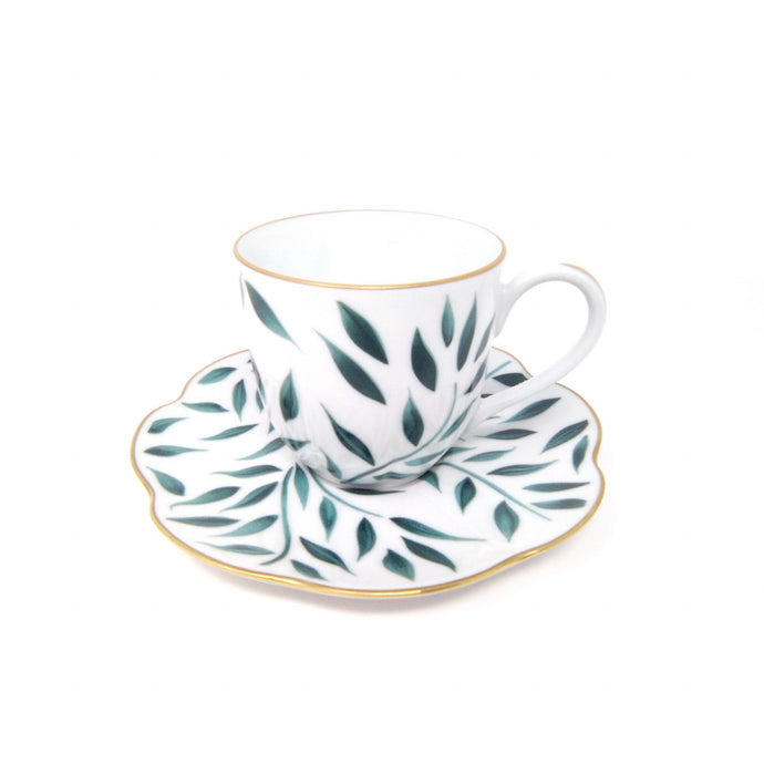 Olivier Green Coffee Cup