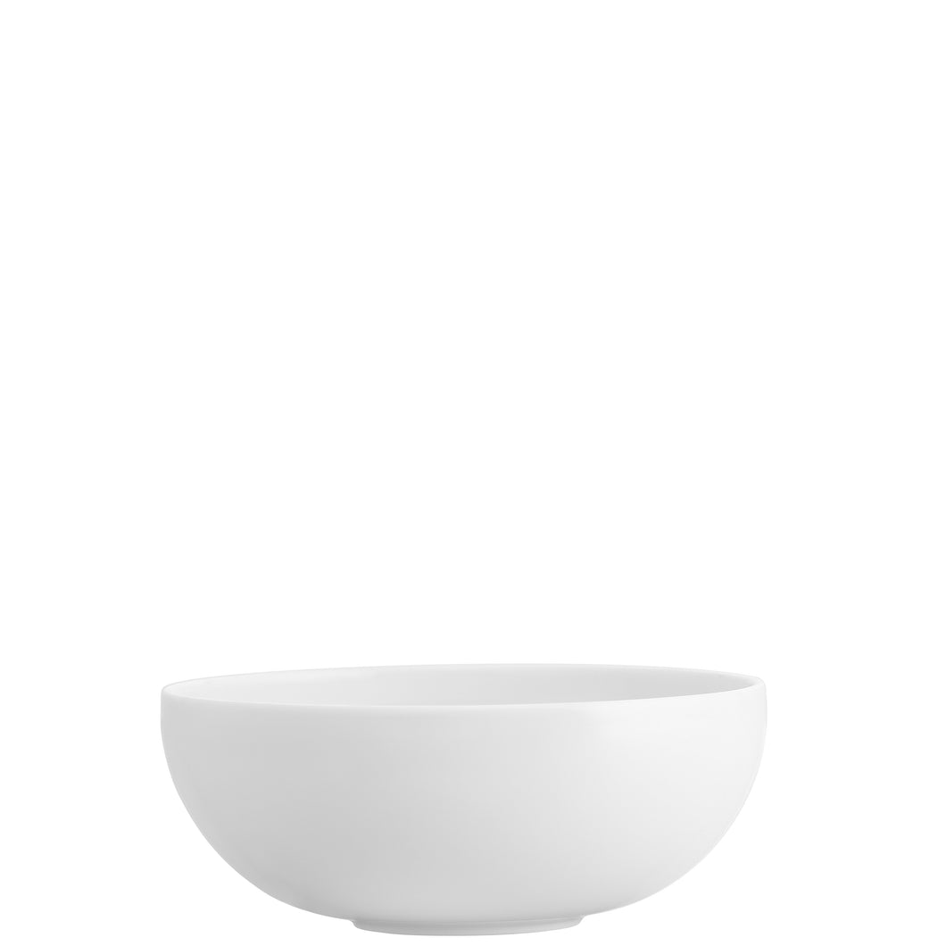 Domo White Bowl, Set of 4