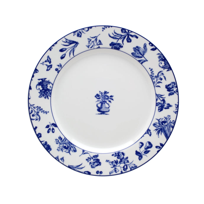 Chintz Azul Dinner Plate, Set of 4