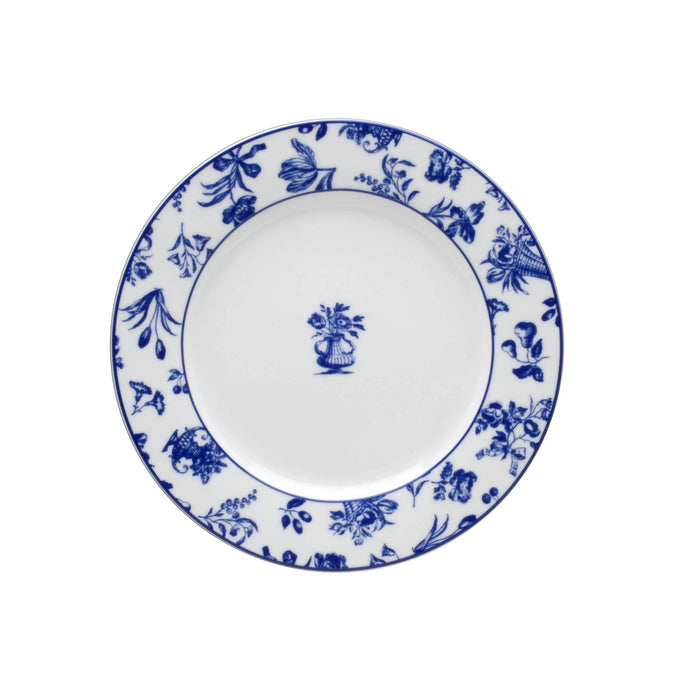 Chintz Azul Dessert Plate, Set of 4
