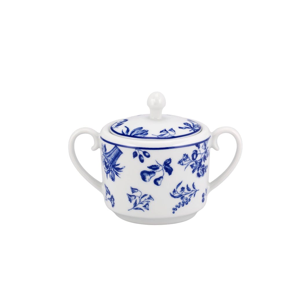 Chintz Azul Sugar Bowl