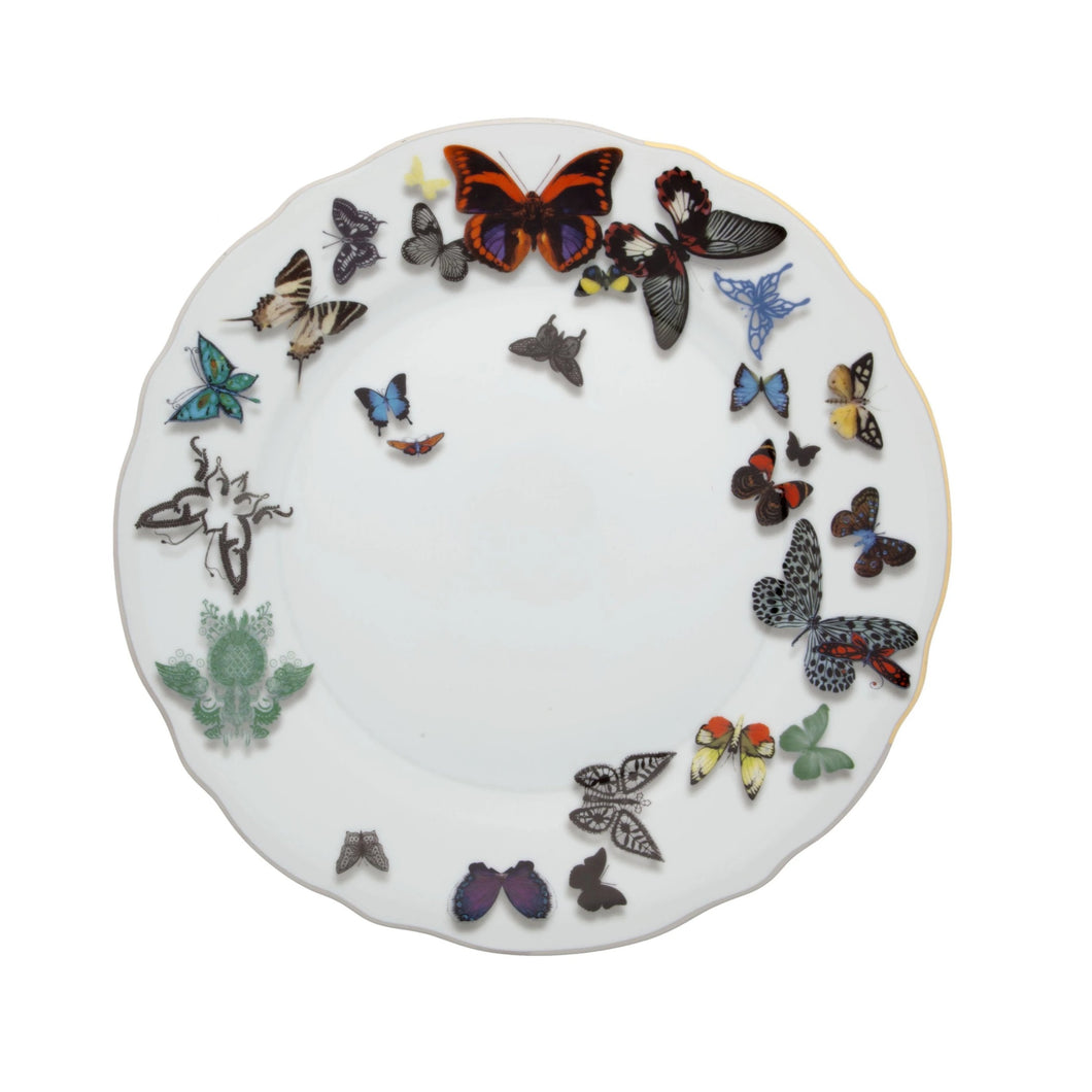 Butterfly Parade by Christian Lacroix Dinner Plate, Set of 2