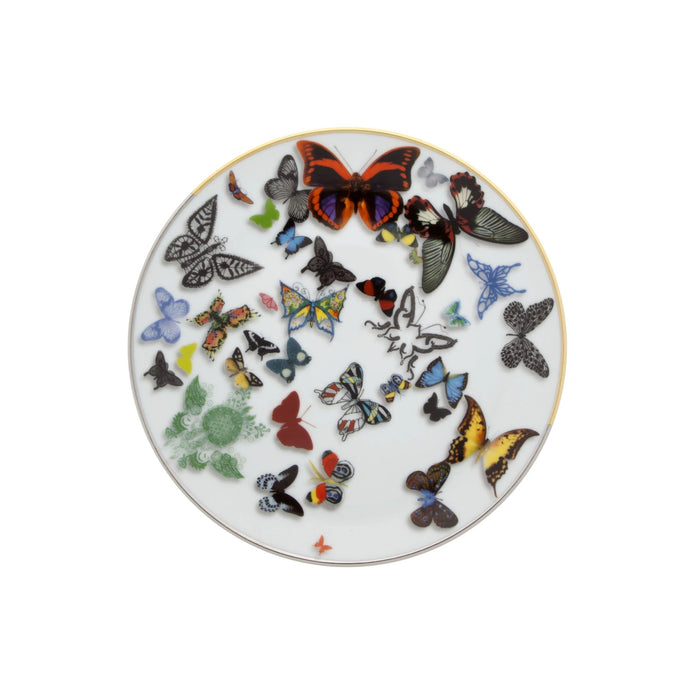 Butterfly Parade by Christian Lacroix Dessert Plate, Set of 2
