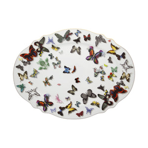 Butterfly Parade by Christian Lacroix Platter