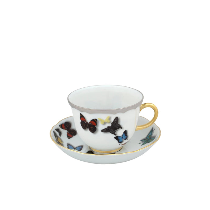 Butterfly Parade by Christian Lacroix Tea Cup & Saucer