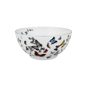 Butterfly Parade by Christian Lacroix Salad Bowl