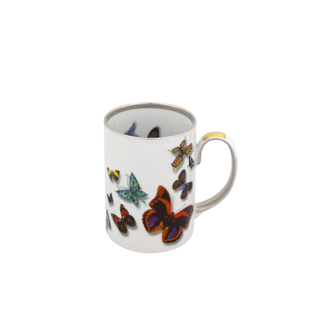 Butterfly Parade by Christian Lacroix Mug, Set of 2
