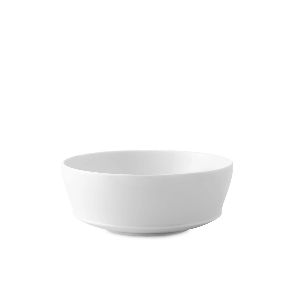 Crown White Cereal Bowl, Set of 4