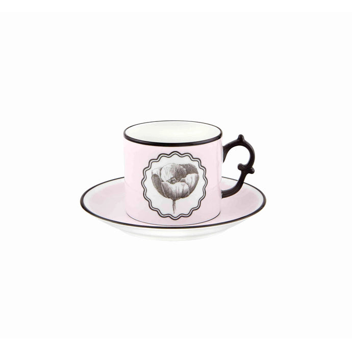 Herbariae by Christian Lacroix Teacup & Saucer, Set of 2