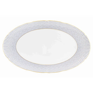 Constellation d'Or Extra Large Oval Platter