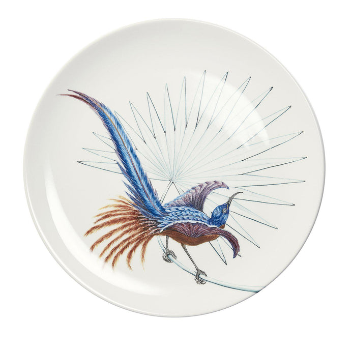 Birds of Paradise Plate 4