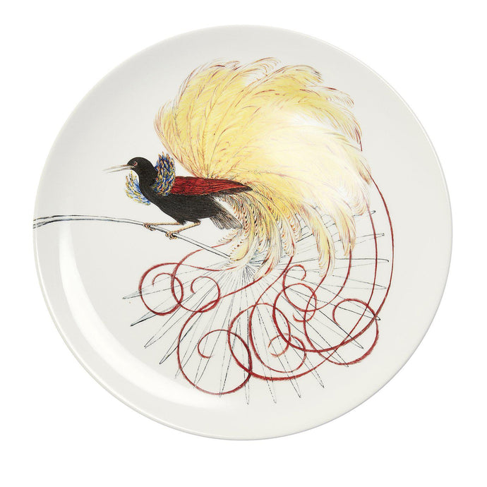 Birds of Paradise Plate 6
