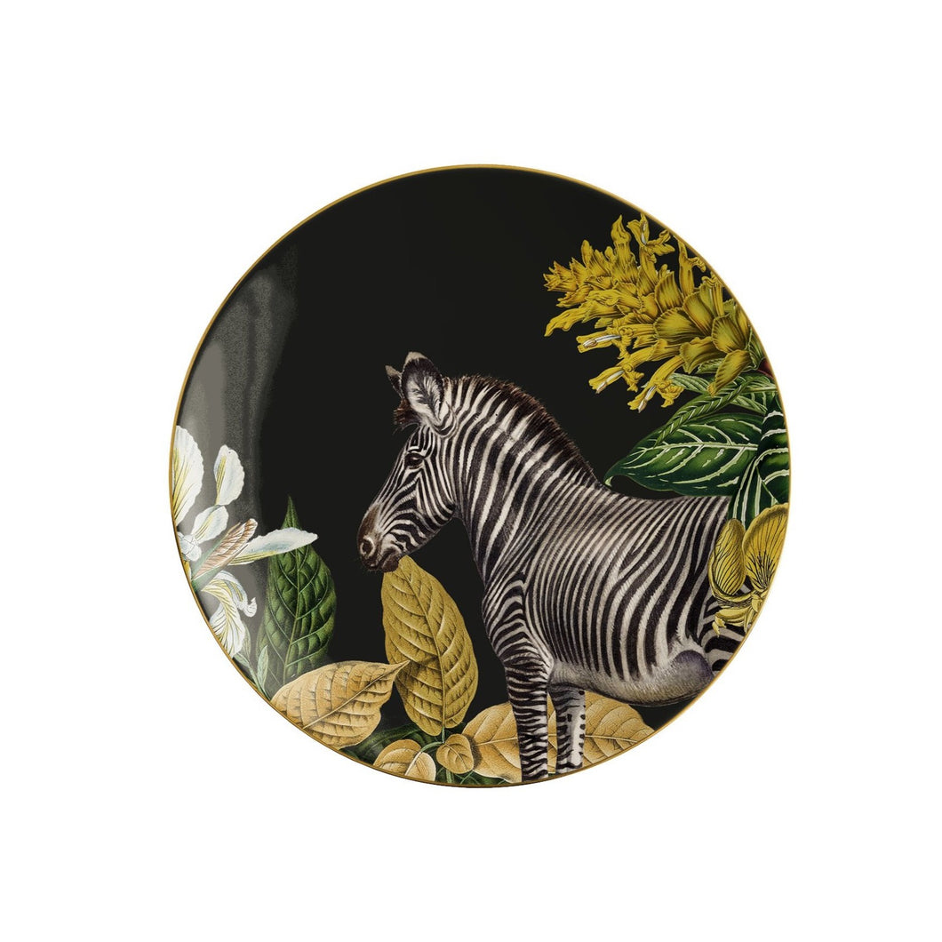Animalia Fruit Plate 5, Set of 6