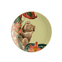 Load image into Gallery viewer, Animalia Fruit Plate 6, Set of 6