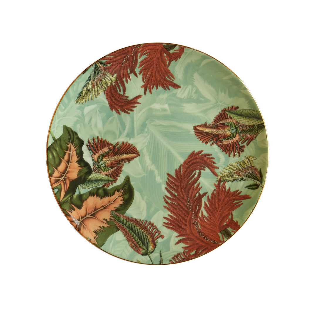 Animalia Dessert Plate 1, Set of 6