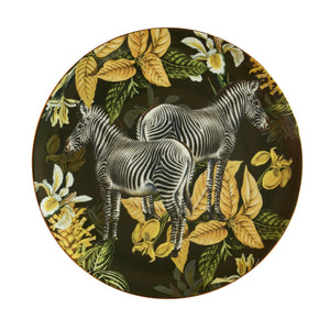 Animalia Dinner Plate 5, Set of 6
