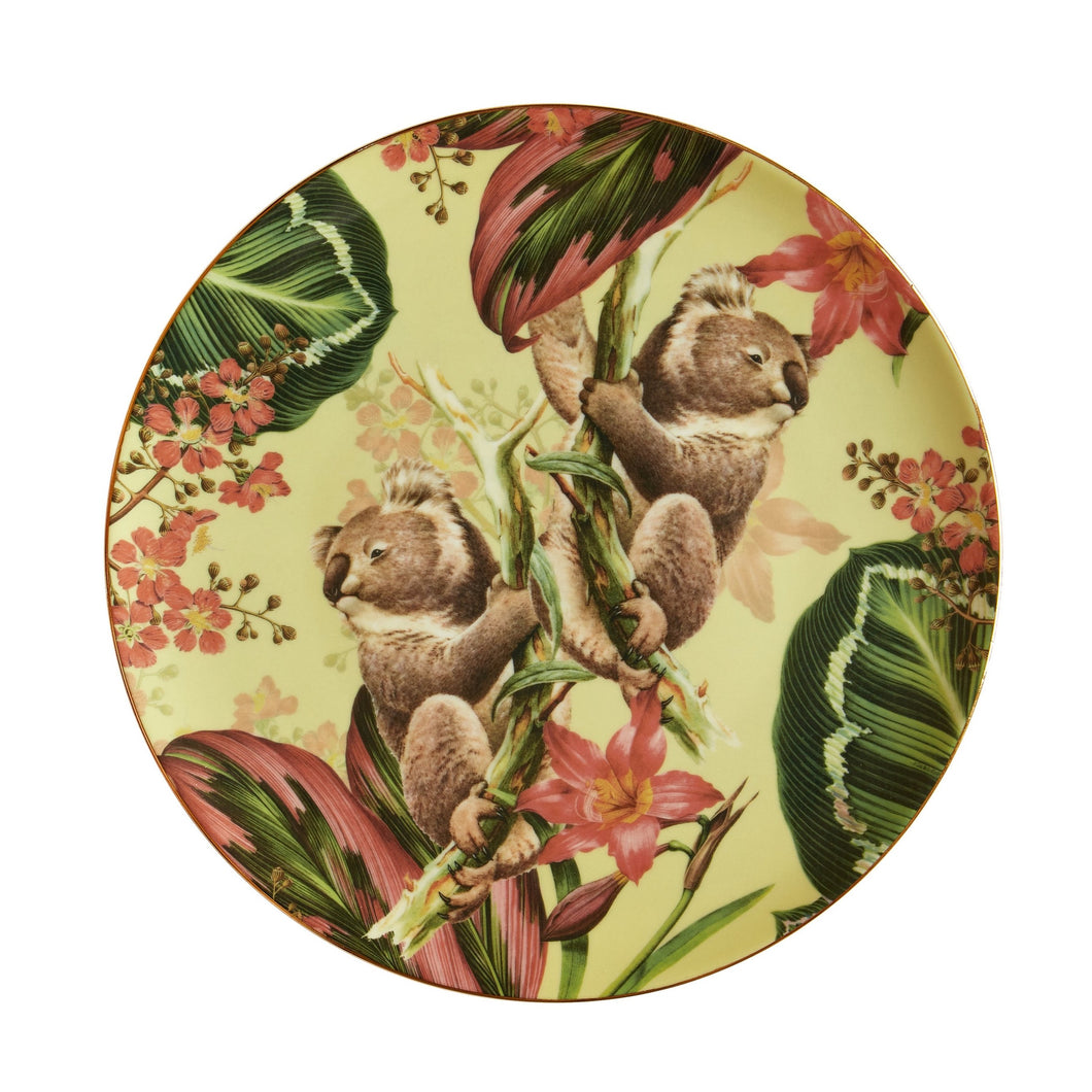 Animalia Dinner Plate 6, Set of 6