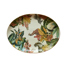 Load image into Gallery viewer, Animalia Oval Platter