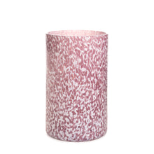 Load image into Gallery viewer, Macchia su Macchia Amethyst & Ivory Extra-Tall Vase
