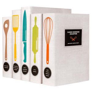 Classic Cookbooks Set