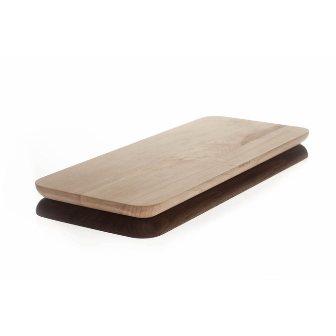 Doppio Rectangular Wood Board