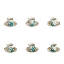 Load image into Gallery viewer, Las Palmas Espresso Cups, Set of 6