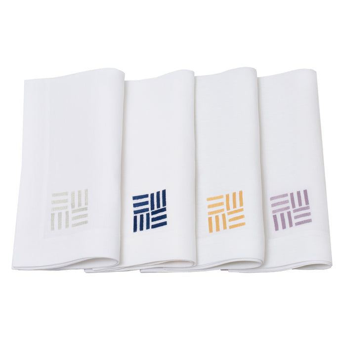 Square Linens, Set of 4