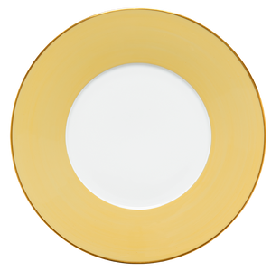 Lexington Pale Yellow Charger Plate