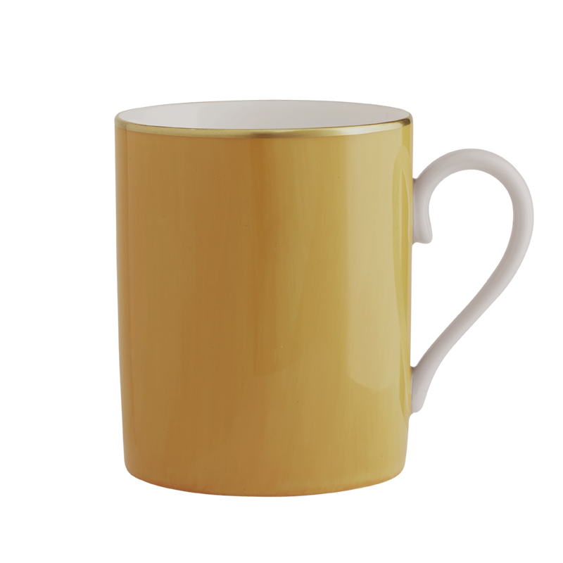 Lexington Pale Yellow Mug