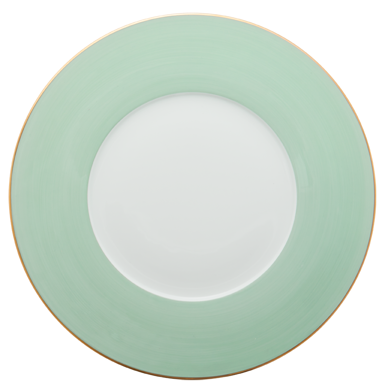 Lexington Celadon Charger Plate